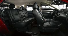 2016 Nissan X-Trail Seat