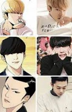 #wattpad #fanfiction #lookism #webtoonsrecommendation    A miracle is about to happen to an unattractive loner girl... And her adopted brother.