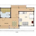 Kimara 50 | Kimara Floor Plans, Floor Plan Drawing, House Floor Plans