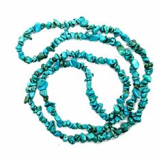 Natural loose Turquoise chip beads Rock for diy fashion stone jewelry ; rock stone beads 5~8MM  36 - http://www.aliexpress.com/item/Natural-loose-Turquoise-chip-beads-Rock-for-diy-fashion-stone-jewelry-rock-stone-beads-5-8MM-36-2Strands-lot/1858731675.html