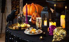 🎃 5 stilvolle Halloween Deko-Tipps 🎃 #DIY #Halloween