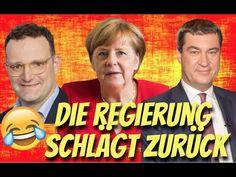 😃Die Regierung schlägt zurück: Imperator Spahn + Darth Söder + Merkels Macht schwindet 🤔 - YouTube Ronald Mcdonald, Youtube, Fictional Characters, Crown, Angela Merkel, Search, Fantasy Characters, Youtubers, Youtube Movies