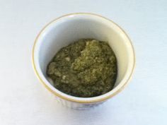 Basil and Almond Pesto Recipe | Sugarless Student Blog - life on the anti candida diet
