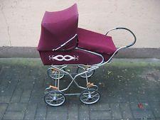 DDR ZEKIWA Puppenwagen/Kombiwagen/Sportwagen weinrot Pram Stroller, Baby Strollers, Prams And Pushchairs, Dolls Prams, Baby Prams, Miniature, Ebay, Memories, Retro