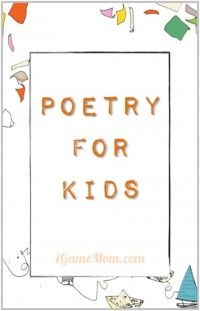 Poetry is fun even for young children. Check out these creative ideas of introducing poetry for kids with fun activities kids love.