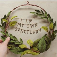I am my own sanctuary  #regram @gracedchin  #gutsygirlart #sanctuary #handmade #artist #mantra #gutsymantras #affirmation #inspiration #spiritual