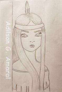 Download Free Geisha Pic Drawing