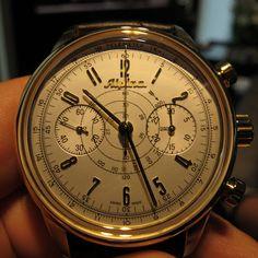 Tempus Fugit: A Flight of Chronographs from Alpina.
