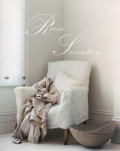 Room Seventeen: Inspiration