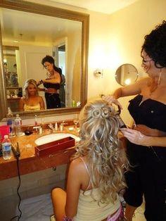 Ah! Perfect Wedding Hair