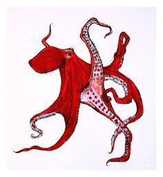 Octopus by Sirxlem.deviantart.com on @deviantART