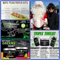 Holidays just around the corner! Take the 90 Day Santa Slim Down Challenge plunge! Healthy meals, activities + Supplements. Take before weight photos & pick a partner!