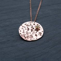 Io Pendant. Discover the latest, trend-led jewellery from the UK's best small creative businesses.