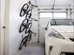 DaHÄNGER Dan bike rack installation - YouTube