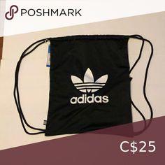 I just added this listing on Poshmark: Adidas drawstring knapsack. #shopmycloset #poshmark #fashion #shopping #style #forsale #adidas #Handbags