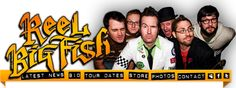 """Reel Big Fish - Ska music has never gotten old for me.  """"Beer"""" is still my favorite, and I first heard it on the """"Baseketball"""" soundtrack."""