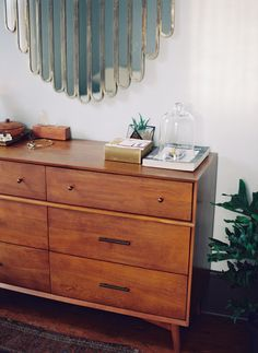Awesome Mid-Century bedroom + tips from @Pennyweight | west elm