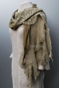 """The philosopher's scarf"""