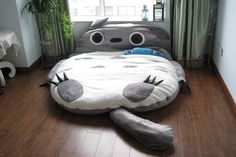 Now that's a bed!