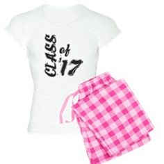 Grunge Class of 2017 Pajamas and other Gifts for 2017 Seniors on CafePress, http://www.cafepress.com/dd/104407853