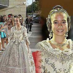 Fòrum Faller Independent - MARIA DONDERIS: F.M.I.V.-2015. - Les muses de la festa Spanish Dance, Vestidos, Aprons, Dressmaking, Fails