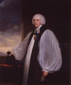 Charles Manners-Sutton, Archbishop of Canterbury from 1805 to 1828.