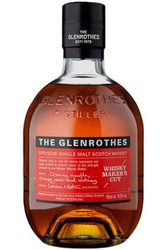 The Glenrothes Whisky Maker's Cut Exclusive to The Whisky Club Whiskey Label, Whiskey Drinks, Scotch Whiskey, Whiskey Bottle, Whisky Club, Blended Whisky, Wine And Liquor, Malt Whisky, Distillery