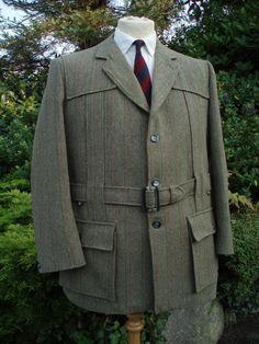 Norfolk Jacket - Thread Man