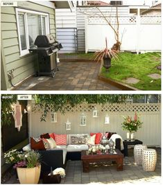 designing your outdoor space. swoon