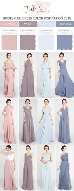 awesome mismatched bridesmaid dresses for wedding trends 2018 CONTINUE READING Shared by: thelilmissbz Mismatched Bridesmaid Dresses, Bridesmaid Dress Colors, Wedding Bridesmaid Dresses, Bridesmaid Ideas, Dress For Wedding, Wedding Entourage Gowns, Smoking Noir, 2018 Wedding Trends, Trends 2018