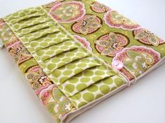 Ipad cover, love the colors!