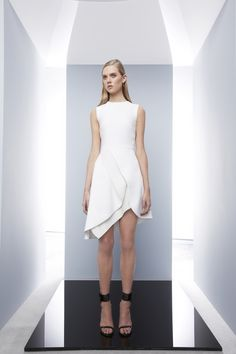 Geo Dress by CAMILLA AND MARC www.camillaandmarc.com/geo-dress-white.html