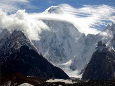 Gasherbrum IV The Queen of Concordia Karakorams #Pakistan