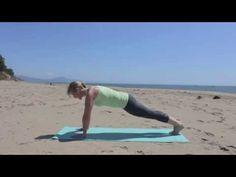 Short (<10 min) Pilates workouts in videos