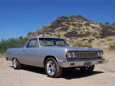 1964 Chevrolet El Camino.