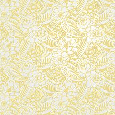 Bradbury French Art Deco Wallpaper | Le Printemps Wallpaper in Soleil #bradburywallpaper