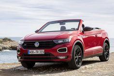 Volkswagen T-Roc Cabriolet : les prix du SUV décapotable Range Rover Evoque, Volkswagen Golf, Cabriolet, Voici, Autos, Digital Dashboard, Backup Camera, Cruise Control, Backpacker