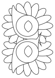 ☯☮ॐ Color it Yourself! Diy And Crafts, Crafts For Kids, Arts And Crafts, Paper Crafts, Jewish Crafts, Cute Coloring Pages, Animal Masks, Spring Crafts, Flower Crafts