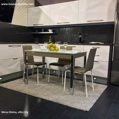 199 mejores imágenes de Mesas de cocina | Interior design kitchen ...