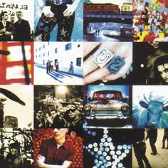 Achtung Baby probably one of my favorite albums for U2 as it was a complete game changer at the time.
