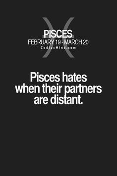 And when they can't feel their partners love, they will distance.