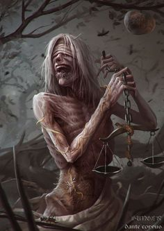 Famine - Four Horsemen of the Apocalypse by DanteCyberMan on DeviantArt:
