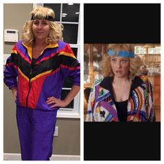 Halloween News, Halloween Party Costumes, Cool Costumes, Costume Ideas, Beverly Goldberg, Decade Day, 80s Fashion, Insta Makeup, Outfit Of The Day