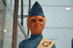 Alan Tracey / voiced by Matt Zimmerman / Thunderbirds tv show 1965-66