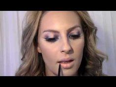 Katy Perry Makeup Tutorial w/LFI Cosmetics LUXEGLOSSES!