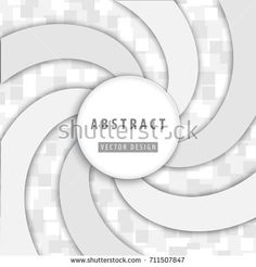 Abstract Vector design template on background of  gray  squares. For Cover Report Annual Brochure, Flyer, Poster. Editable layout for presentation, website and print, magazine cover.