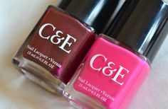 London Beauty Queen: Crabtree & Evelyn Launch Nail Lacquer