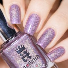 Swatch of A-England Princess Tears Nail Polish (The Legend Collection)