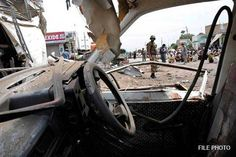 Political administration official among 3 killed in Wana blast