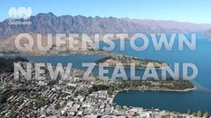 Sitting alongside Lake Wakatipu, offers jaw dropping scenery and adventure in equal measures. The towering Remarkables mountains, white water rap. Lake Wakatipu, New Zealand Travel, Travel Videos, Cool Places To Visit, The Good Place, Scenery, Good Things, Adventure, Beach